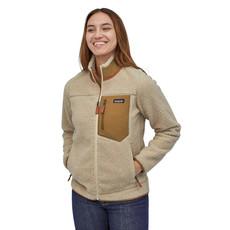 Patagonia Patagonia W's Classic Retro-X Jacket Natural / Nest Brown
