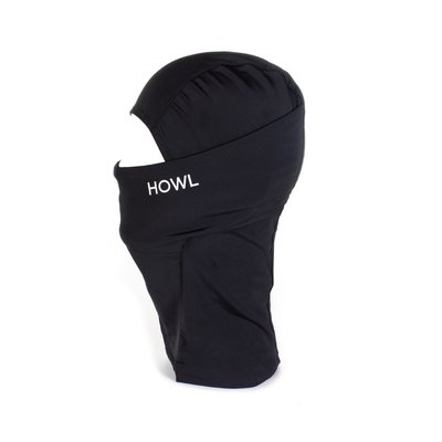 Howl Howl Legacy Facemask Black