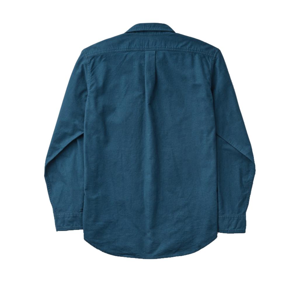 Filson Filson Field Flannel Shirt Legion Blue