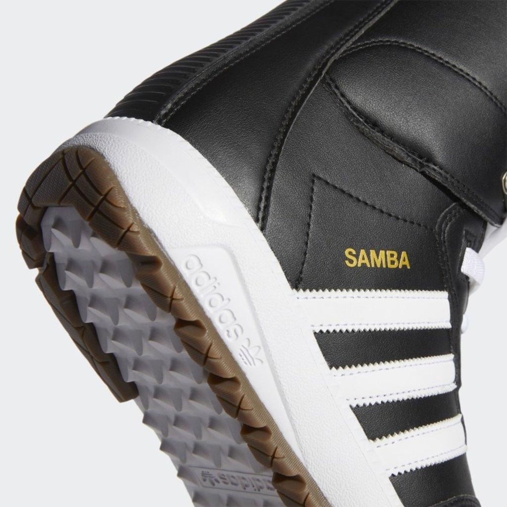adidas adidas Samba ADV Core Black / Cloud White / Gold Metallic