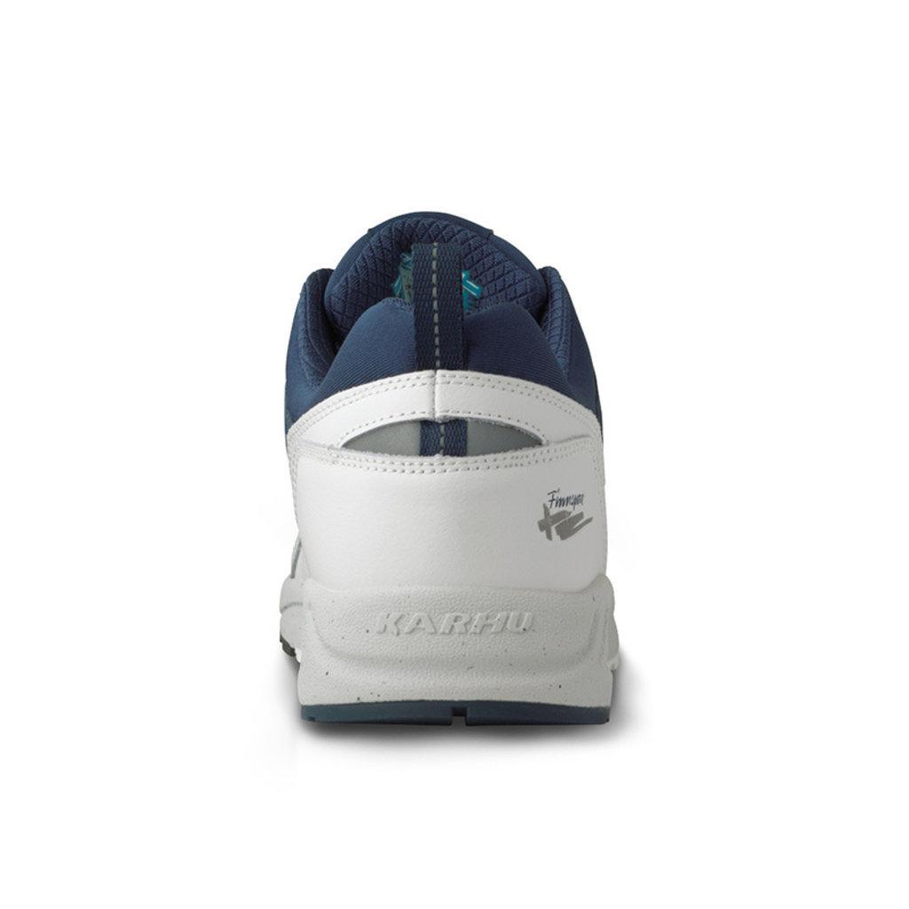 Karhu Karhu Fusion 2.0 White / Blue Wing Teal F804089