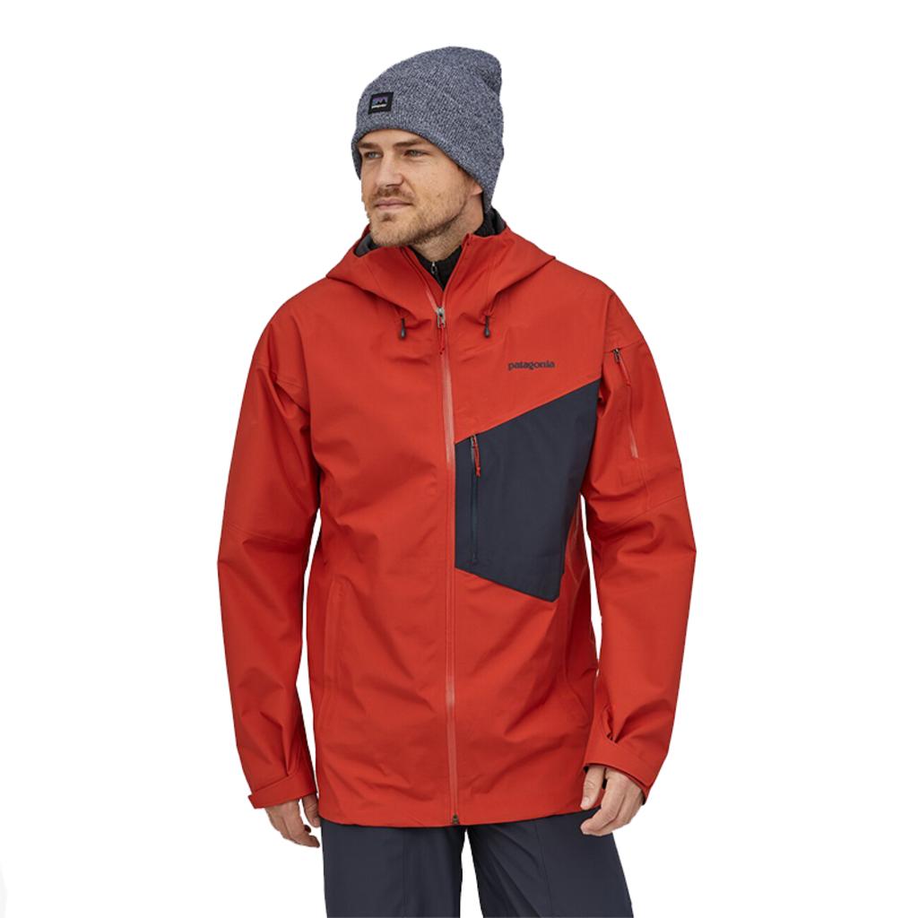 Patagonia Patagonia M's Snowdrifter Jacket Hot Ember
