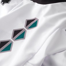 Karhu Karhu x Tackla Hockey Jersey White / Atlantic Deep