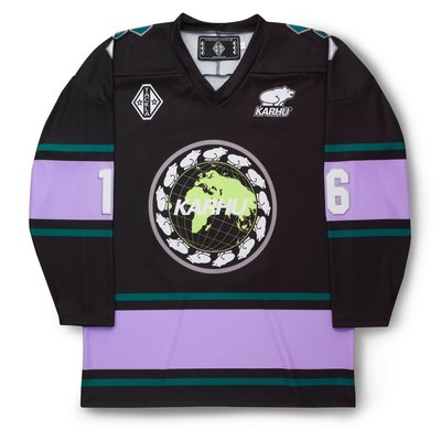 Karhu Karhu x Tackla Hockey Jersey Black / Purple Heather