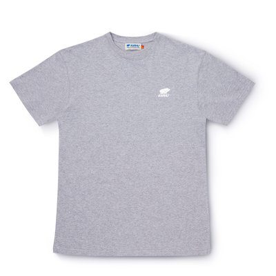 Karhu Worldwide T-Shirt Heather Grey / White