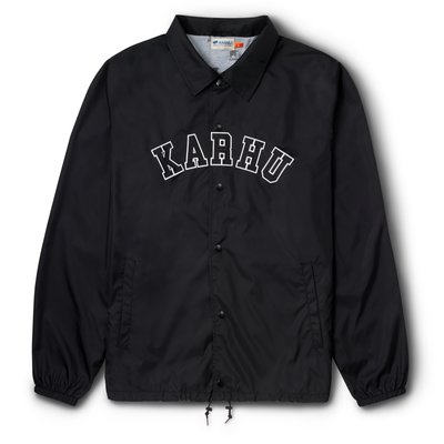 Karhu Karhu Worldwide Coach Jacket Black