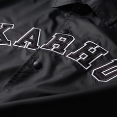 Karhu Karhu Worldwide Coach Jacket Black