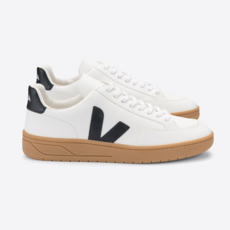 Veja Veja V-12 Easy Extra White / Black / Gum Sole
