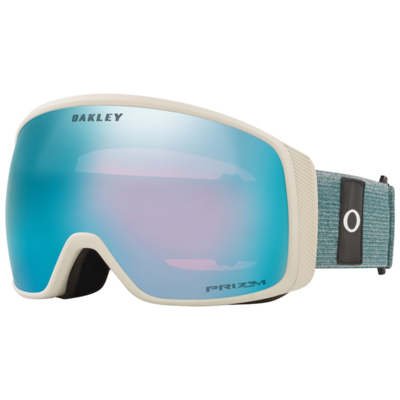 Oakley Oakley Flight Tracker XL Heathered Grey Balsam / Prizm Sapphire
