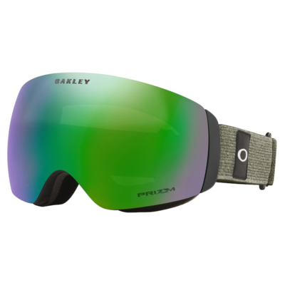 Oakley Oakley Flight Deck XM Heathered Dark Brush Dark Grey / Prizm Jade GBL