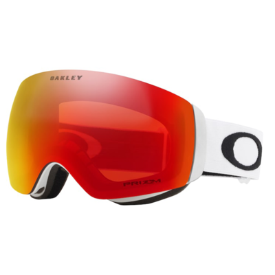 Oakley Oakley Flight Deck XM Matte White / Prizm Torch GBL