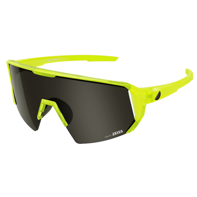 Melon Alleycat Neon Yellow / Black Highlights / Smoke