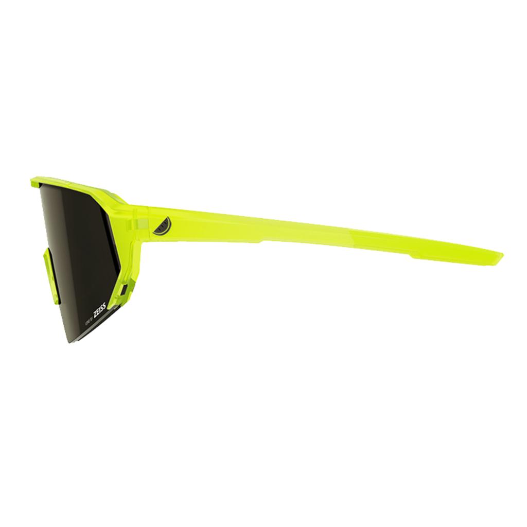 Melon Alleycat Neon Yellow / Black Highlights / Smoke