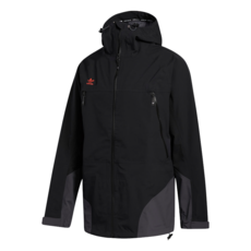 adidas adidas 3 Layer 20K Jacket Black / Utility Black / Orange