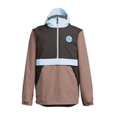 Airblaster Airblaster Trenchover Jacket Chocolate