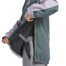 Airblaster Airblaster Trenchover Jacket Spruce Lavender