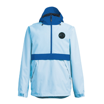 Airblaster Airblaster Trenchover Jacket Max Blue