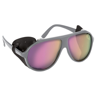 Airblaster Airblaster Polarized Glacier Glasses Smoke