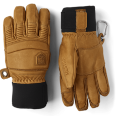 Hestra Hestra Leather Fall Line 5 Finger Cork