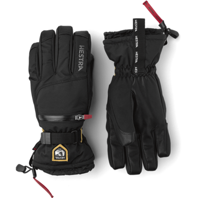 Hestra Hestra All Mountain CZone 5 Finger Black