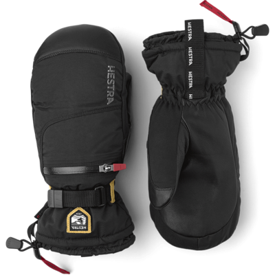 Hestra Hestra All Mountain CZone Mitt Black