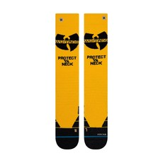 Stance Stance Wu Tang Protect Ya Snow Yellow