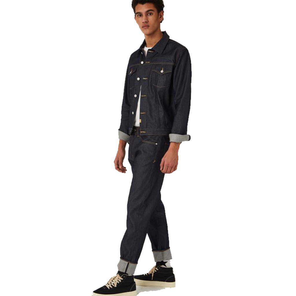 Kings of Indigo Kings Of Indigo Daniel Selvage Dry Re-Gen Candiani Denim