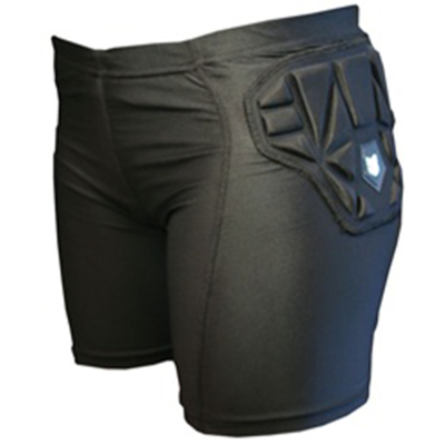 Demon Demon Protection Skinn Short Womens Black 2021