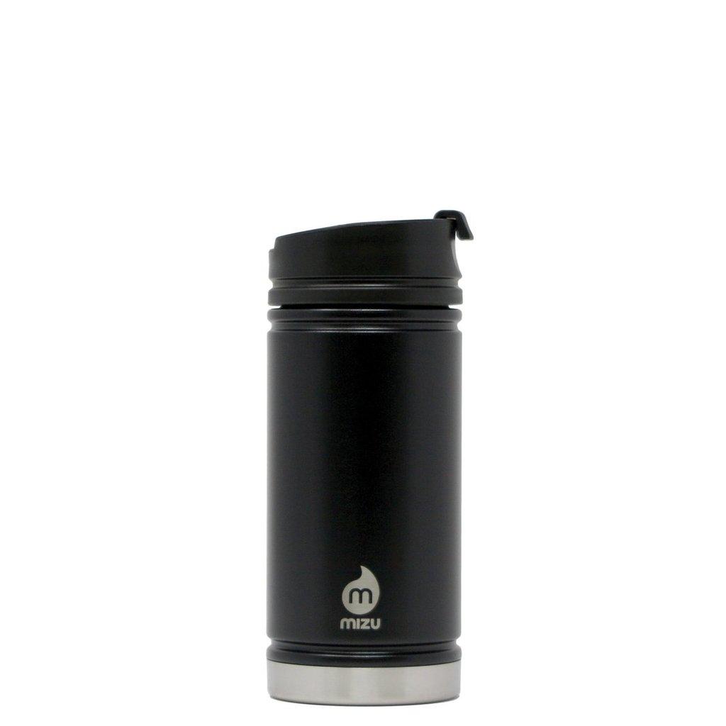 Mizu Mizu V5 Black with Coffee lid
