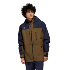 adidas adidas Gore Tex Jacket Legend Ink / Trace Olive / Ice Blue