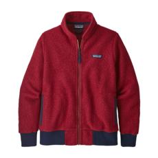 Patagonia Patagonia W's Woolyester Fleece Jacket Molten Lava