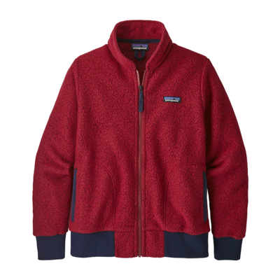 Patagonia Patagonia W's Woolyester Fleece Jacket Molten Lava