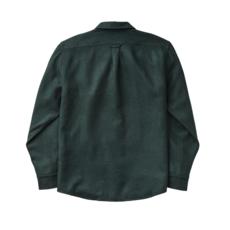 Filson Filson Northwest Wool Shirt Black Green Twill