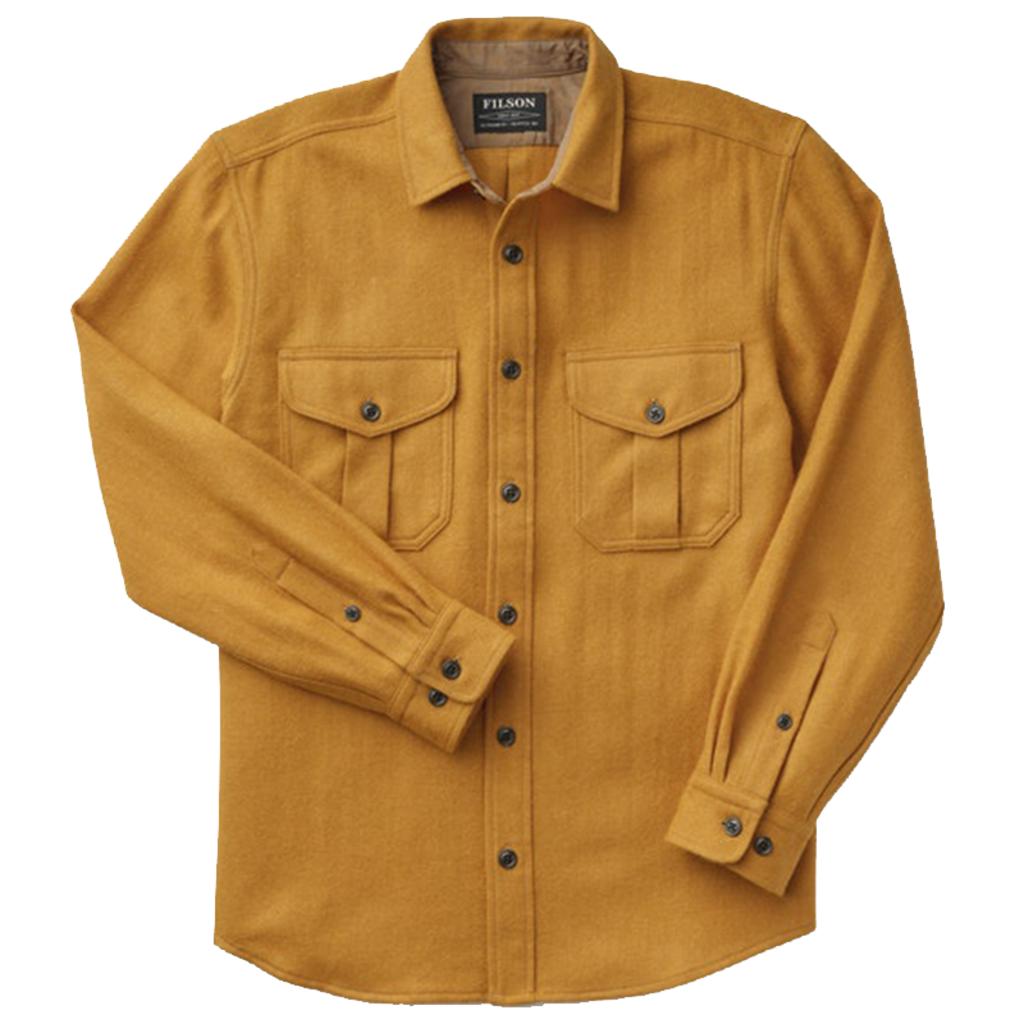 Filson Filson Northwest Wool Shirt Mustard