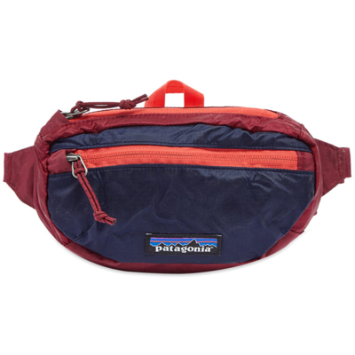 Patagonia Patagonia LW Travel Mini Hip Pack Arrow Red