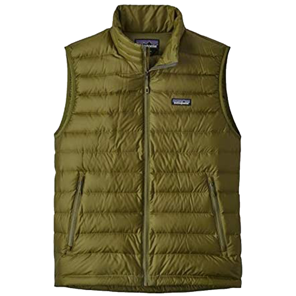 Patagonia Patagonia M's Down Sweater Vest Willow Herb Green