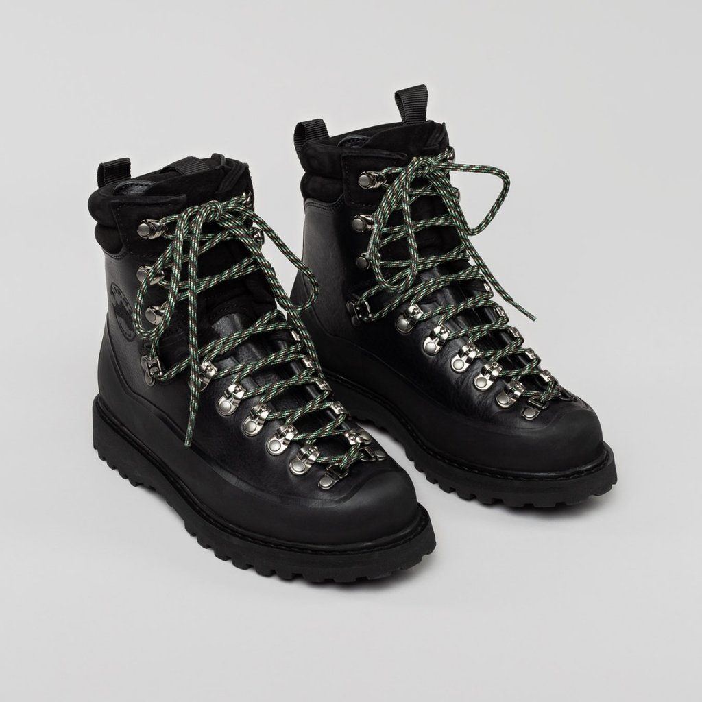 Diemme Diemme Everest Black Leather