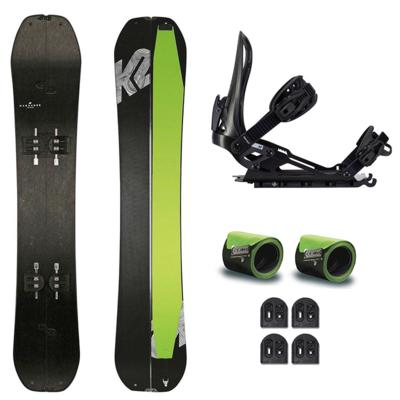 K2 K2 Marauder Split Package + Farout Black 2021