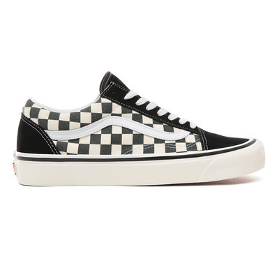 Vans Vans Old Skool 36 DX Anaheim Factory Black / Check