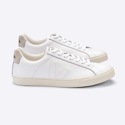 Veja Veja Esplar Leather Extra White