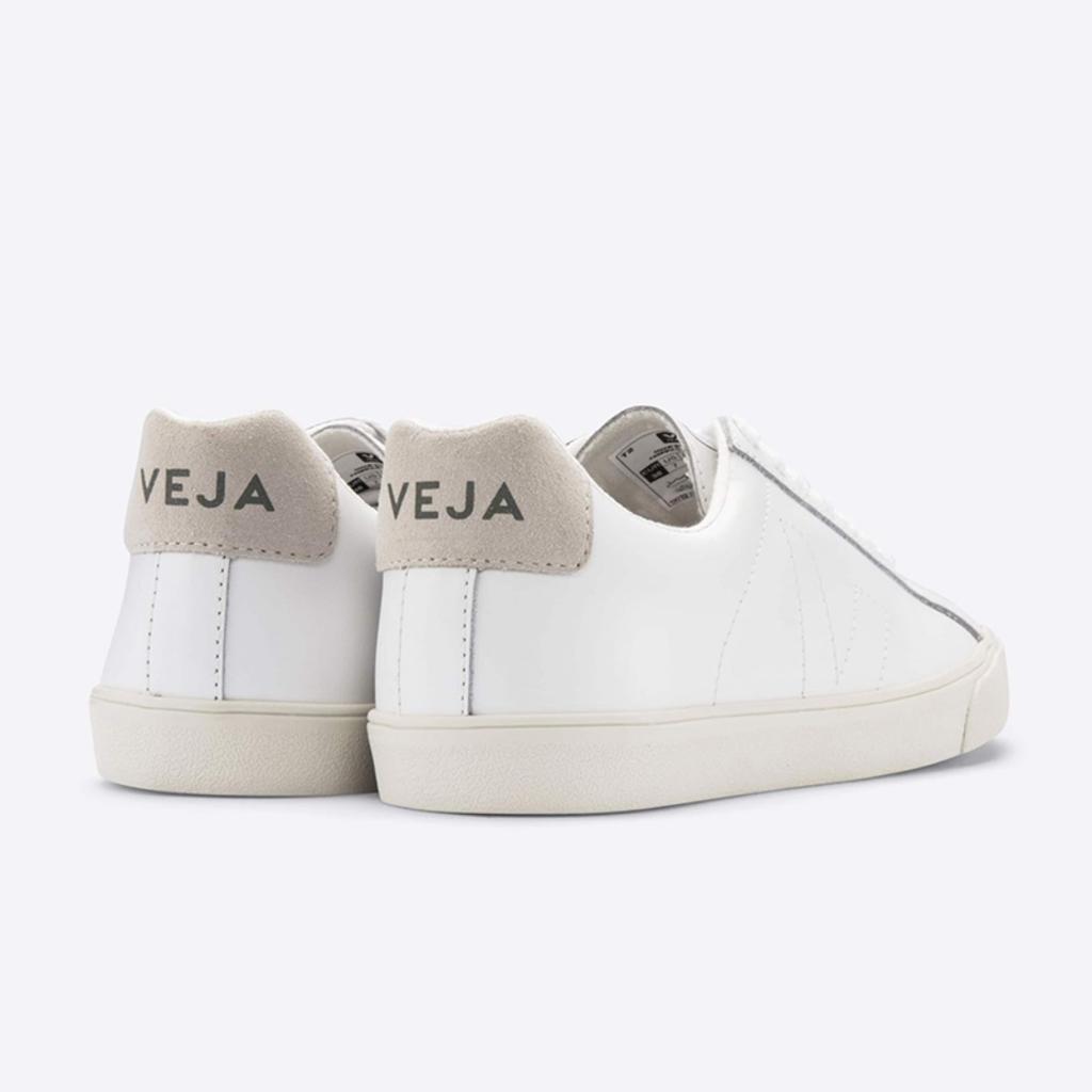 Veja Veja Esplar Leather Extra White