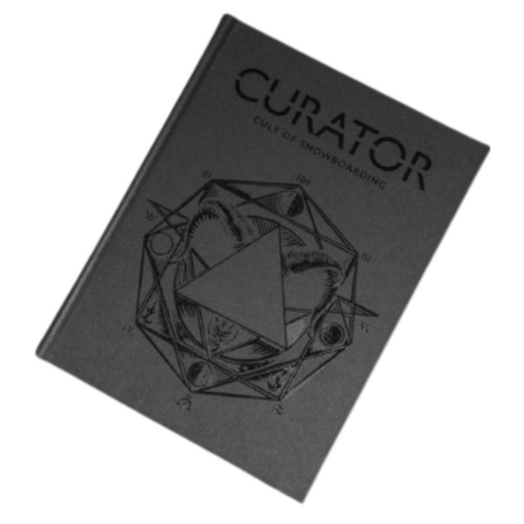 Curator Publishing CURATOR Volume II – cult of snowboarding