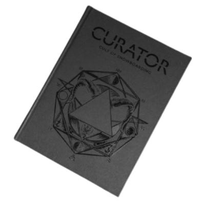 Curator Publishing CURATOR Volume II – cult of snowboarding
