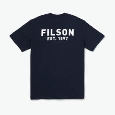 Filson Filson x Popeye Short Sleeve T-shirt Dark Navy Gun