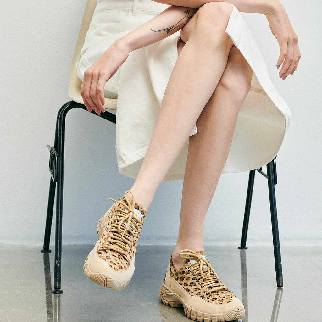 Diemme Diemme Possagno Leopard Haircalf