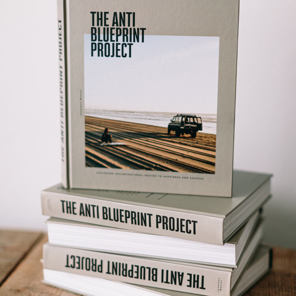 The Anti Blueprint Project The Anti Blueprint Project