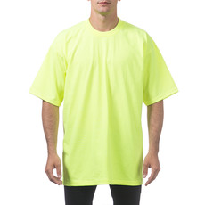 Behind The Pines Behind The Pines Heavyweight Tee Neon