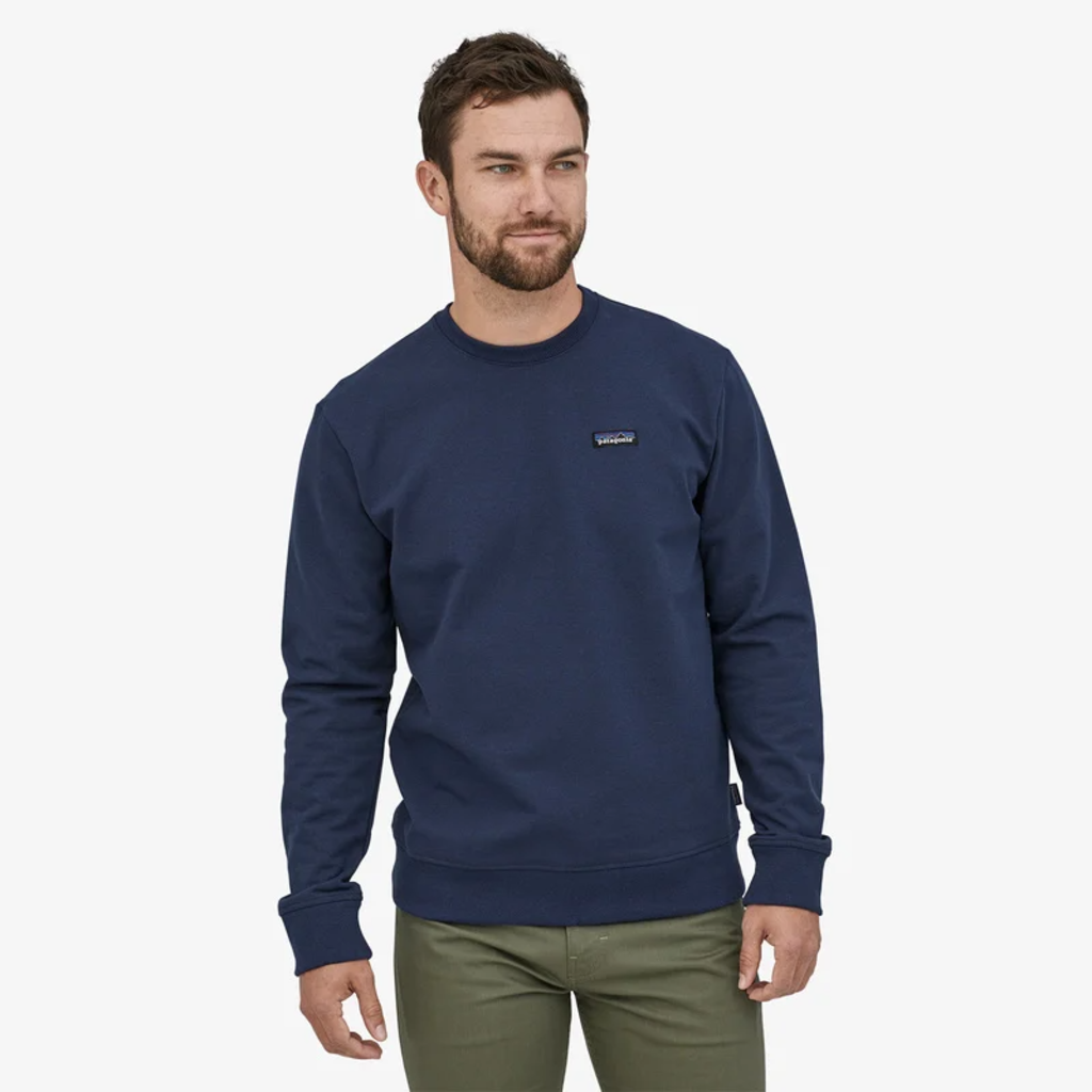 Patagonia Patagonia M's P-6 Label Uprisal Crew Sweatshirt Light Beryl Green