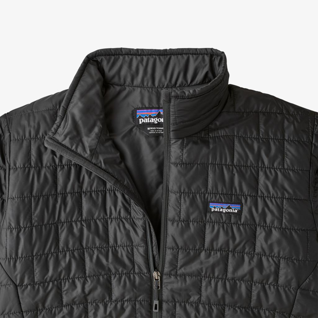 Patagonia Patagonia M's Nano Puff Jacket Forge Grey