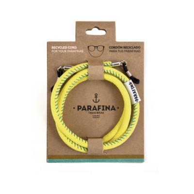 Parafina Parafina Recycled Cordons Yellow